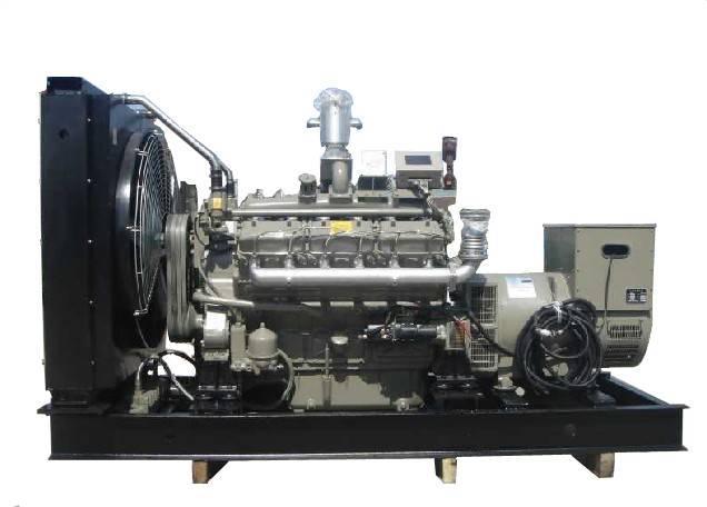 Natural gas generator set, 5-500kw