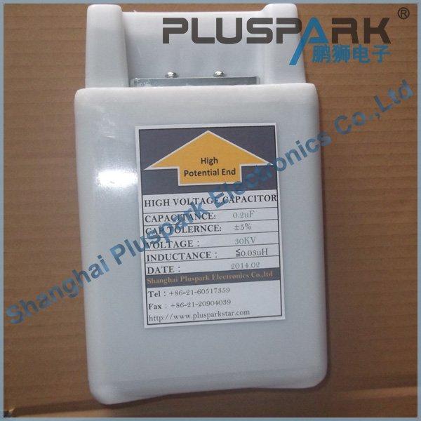 HV Capacitor 40kV 0.2uF 200nF