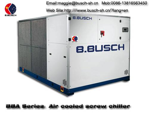 Printing and cooling water system with precise temperature control BUSCH water system