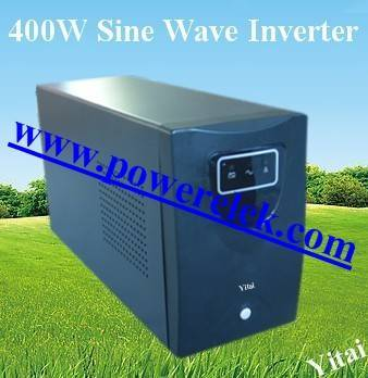 Sell 400W solar and wind energy to generate electricity grid inverter---pure sine wave