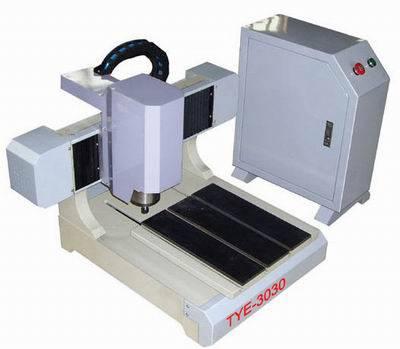 CE approved Mini Desktop Router engraver machine TYE-3030