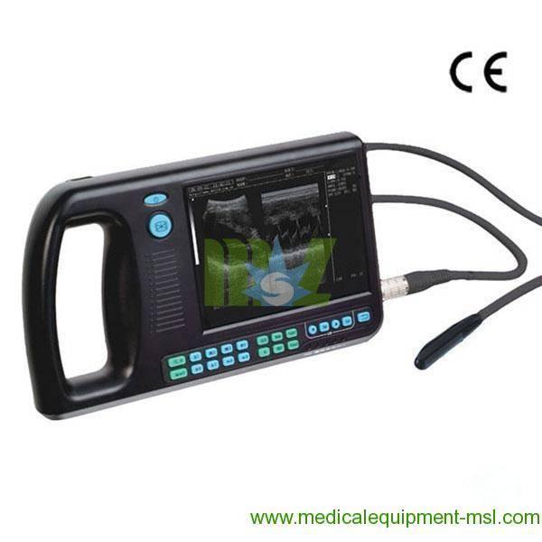 Vet ultrasound equipment