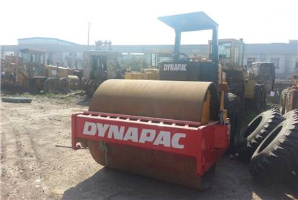 Used Dynapac road roller CA30D,Road Construction Machine