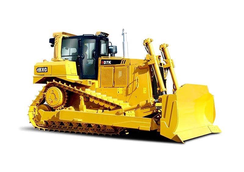 Semi-rigid suspended bulldozer Used For transportation construction
