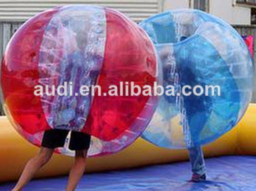 body zorb bumper ball football bubble soccer loopy ball