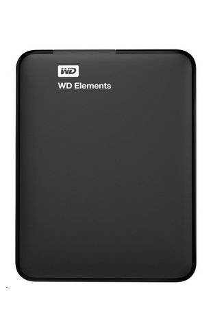 Western Digital WD Elements 500GB Portable External HDD Hard Drive Disk