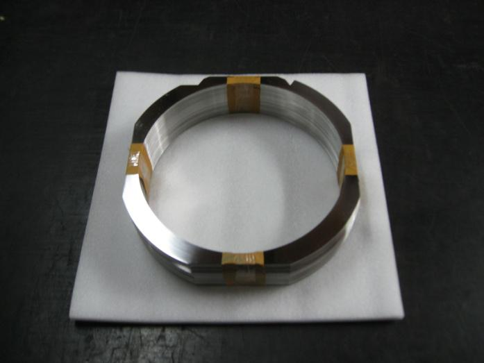 "Low price of $3 for 8"" wafer frames ring"