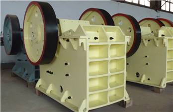 PE400x600 Jaw Crusher