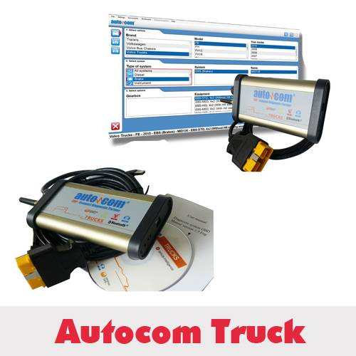 New version Autocom CDP for Truck 2011.03 Release