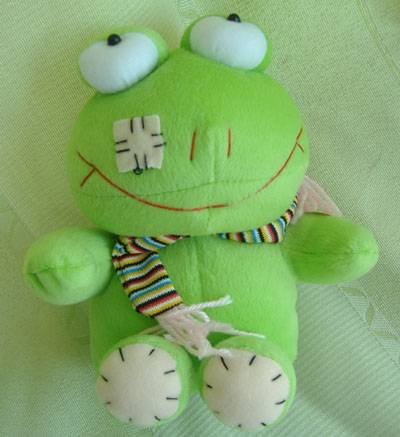 voice recording frog toys
