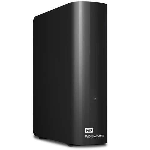 Western Digital WD 4TB/5TB Elements Desktop Storage Hard Drive Disk HDD