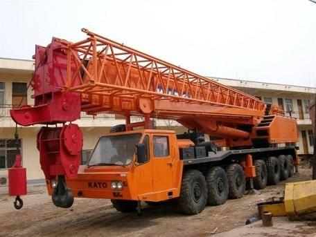Used Tadano 160Tons Truck Crane