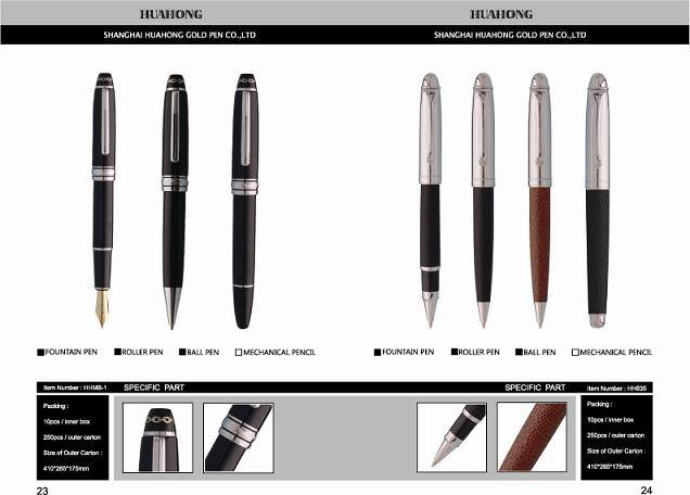 we manufacture metal pen & gift pen