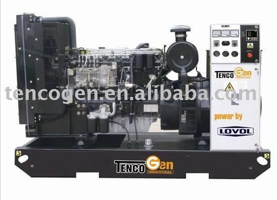 TencoGen 8-1500kw Diesel Generator Set (Open/Silent) Perkins/Cummins/LOVOL/DEUTZ