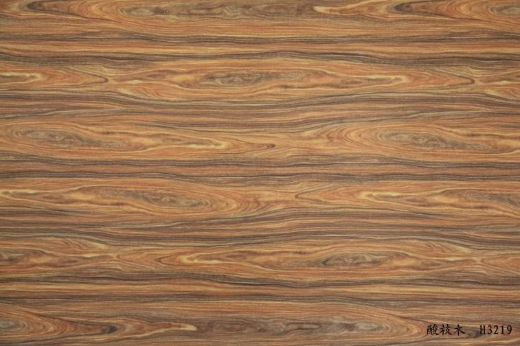 wood grain decor paper for floor surface