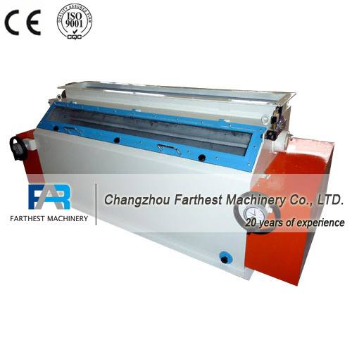 Triple Roller Chaff Cutter For Fish Feed