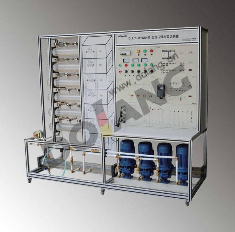 DLLY-HYGS462 Constant Presurre Water Supply Training System