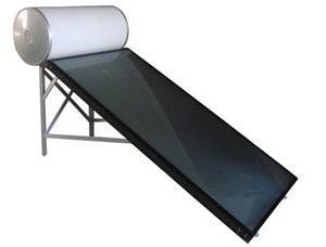 Integrated Type Solar Water Heater (Flat Plate Type)
