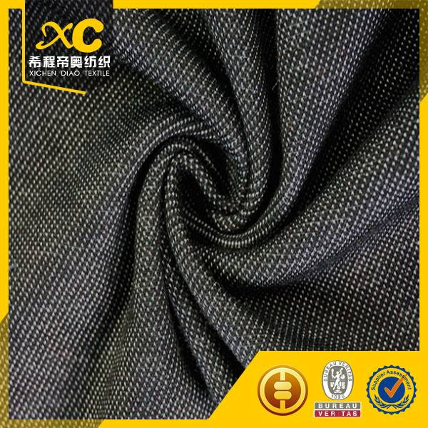 350g cotton spandex knitted denim fabric