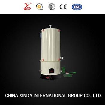 0.35 t/h vertical small hot water boiler support higher temperature