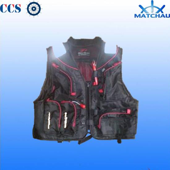 Inflatable Fishing Vest/Life Saving Vest