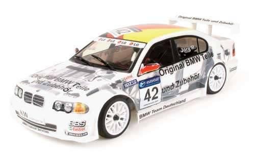 CEN Racing CT5 Bmw 320I Etcc Sedan