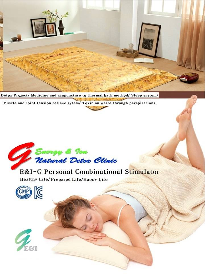 Thernotheraphy mattress