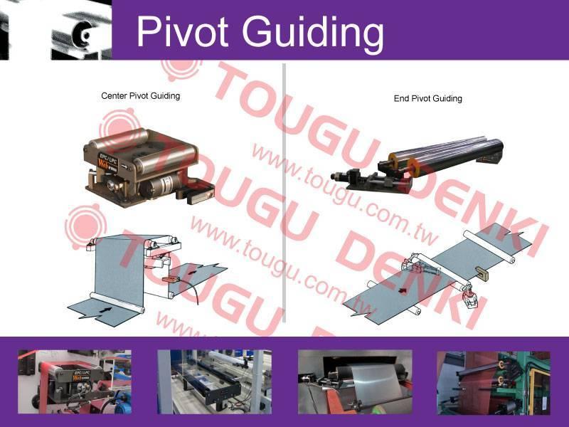TOUGU DENKI Pivot Guiding System