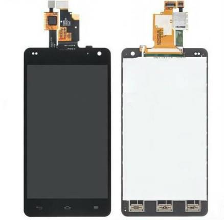 for LG E975 lcd display screen and digitizer assembly with good quality