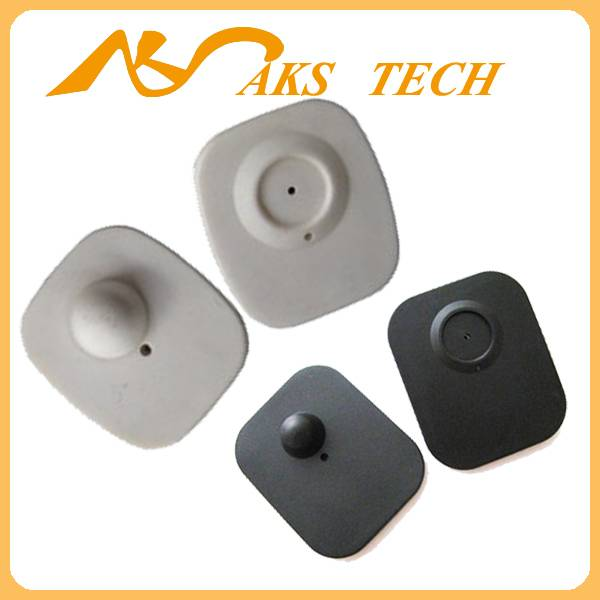 EAS security anti-theft hard tag clothing tag 8.2mhz