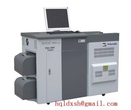 Digital Minilab Photo Machine 12 by 18 inch ( 305 by 457 mm)