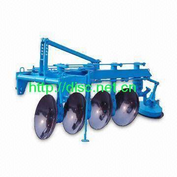 Reversible disc plow/Disc plough