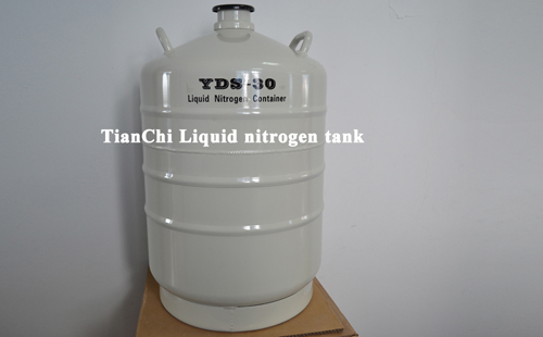 TIANCHI 30L liquid nitrogen cylinder YDS-30 in Libya