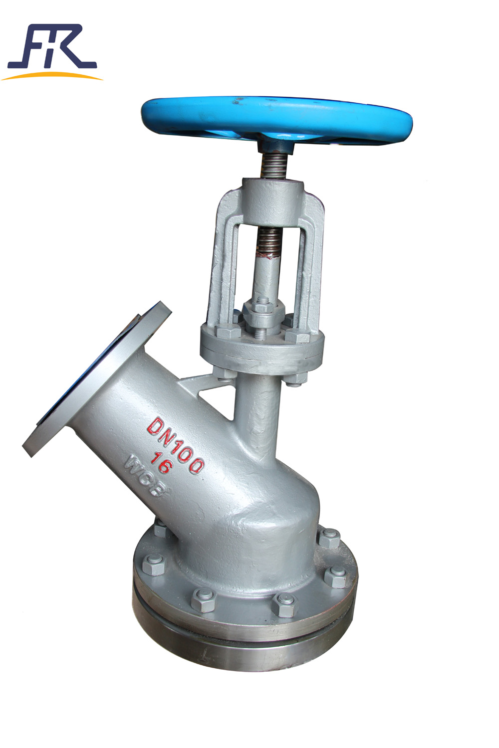Manual Operation Tank Bottom Angle Valve