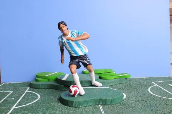 Argentina football figures