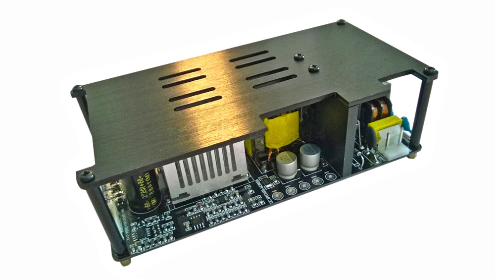 TAS5630B PBTL High Stability Class D Amp Interagrated High Efficiency SMPS