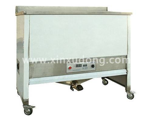 stainless automatic electric heating frying machine