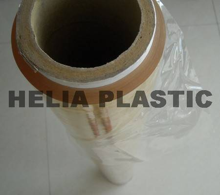 PVC film for car's inner decoration