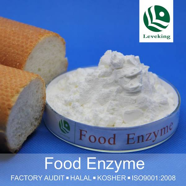 Xylanase for flour improver
