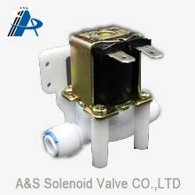 Corrosion resistant solenoid valve