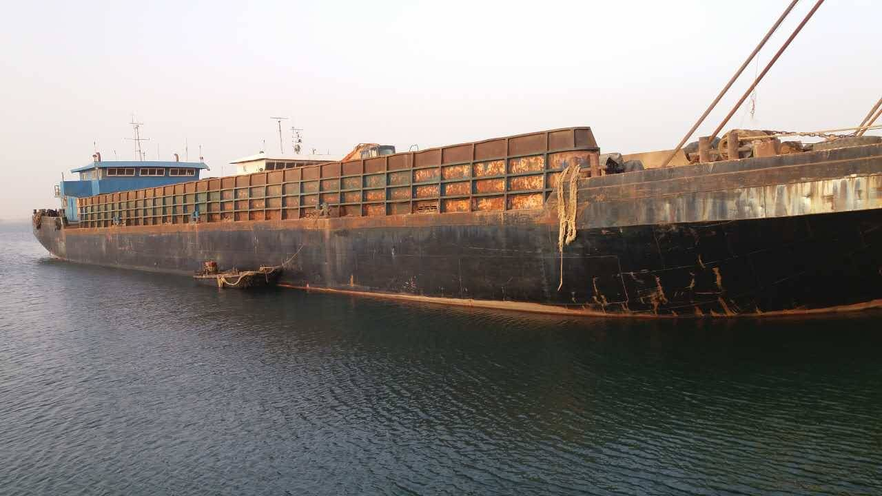 240 FT 2400 DWT LCT Barge