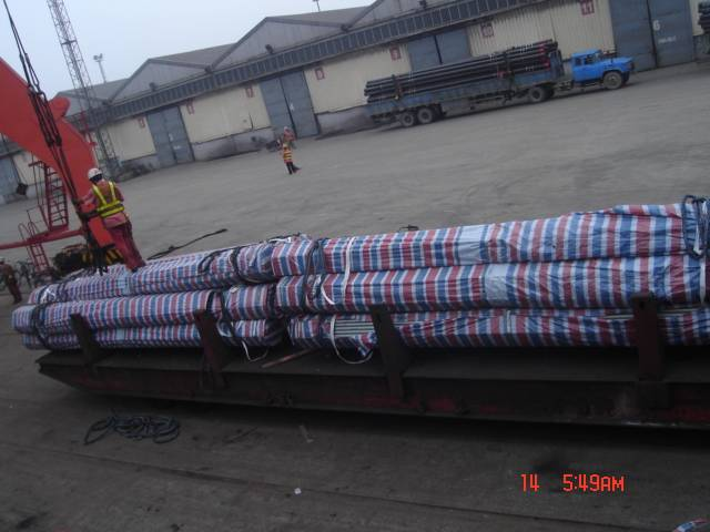 hot rolled carbon steel pipe