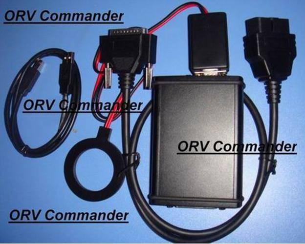 ORV Commander 3-in-1