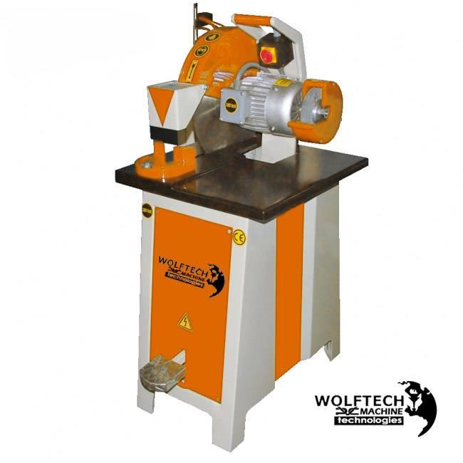 Metal Aluminum Cutting Machine