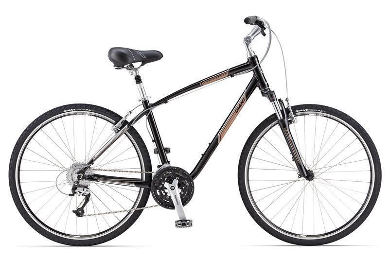 Giant Men On-Road Lifestyle Comfort Cypress LX Bicycle Bike