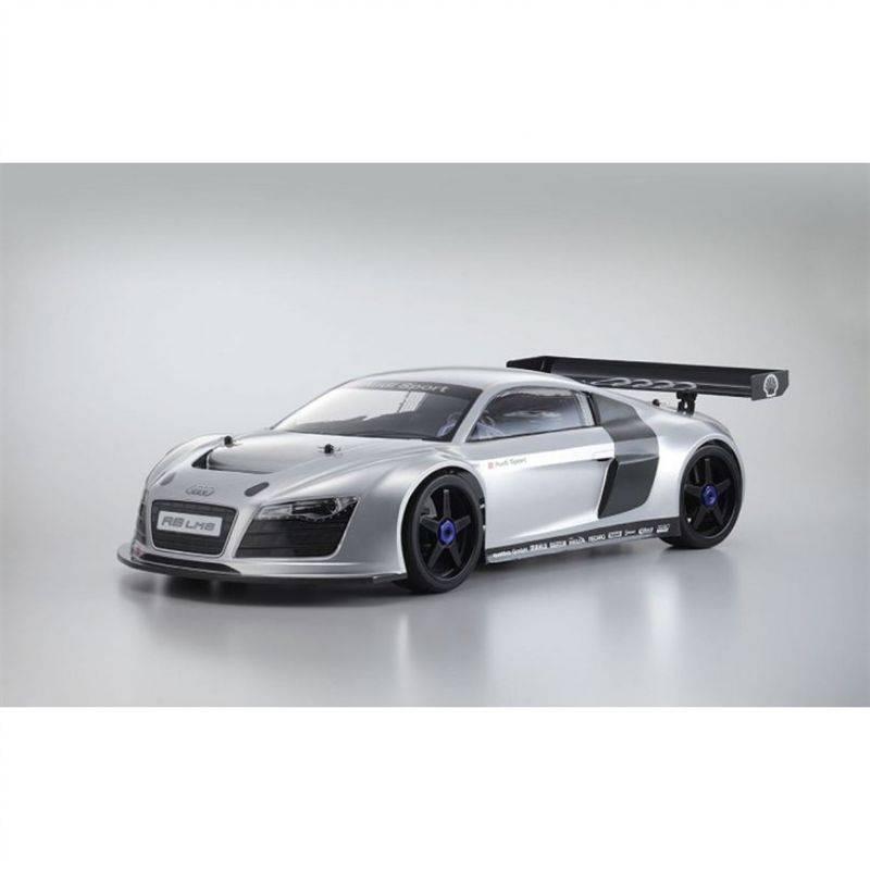 Kyosho Inferno GT2 Race Spec Audi R8 Lms - Ready Set KYO31835B
