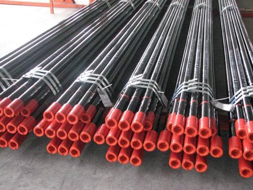 API tubing 2-7/8 and 3-1/2 J55 N80 EU 8rd