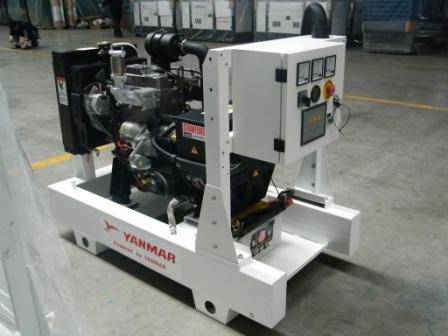 diesel generator set(Yanmar engine)