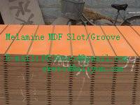 Groove MDF