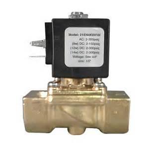 Granzow solenoid valves